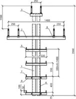 Надставка ТС-1 (3.407.1-143.8.23) 76,5 кг
